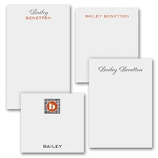 All Four You - Note Pad Gift Set - 100 Sheet